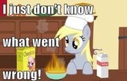 I Just Don t Know What Went Wrong D . Derpy Hooves 4d2858 3423921
