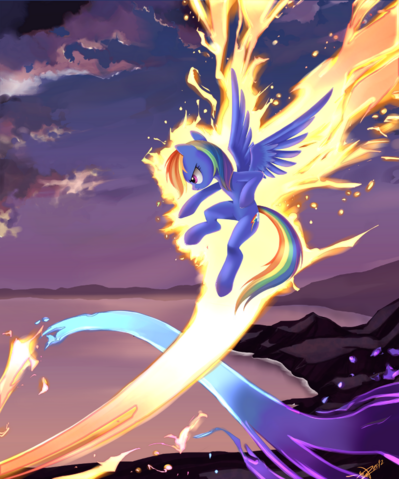 File:110793 - artist ponykillerx being awesome rainbow dash.png