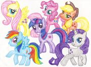 My little pony by jaynea7x-d5fcrhi