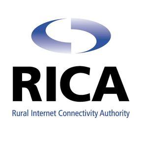 Rica Name Logo