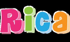 Rica Name Logo-0