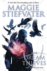 The Dream Thieves, US hardbound cover