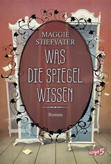 Blue Lily, Lily Blue, German cover