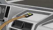 S6E15.029 Rigby Putting the Phone on CJ's Dashboard