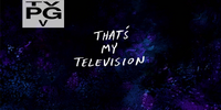 That's My Television/Gallery