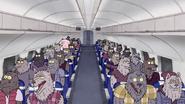 S7E09.199 Werewolves on a Plane