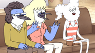 S6E01.197 Everyone Laughing at Mordecai's Joke