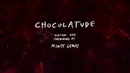 S7E09 Chocolatude Title Card