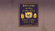 S5E35.089 Inferno Wing Challenge Poster