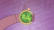 S5E14.073 Time Stopwatch Activated