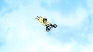 S6E24.147 Baby Duck Three Doing Bike Tricks