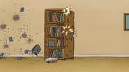 S7E13.156 Beanbags Damaging the Bookshelf