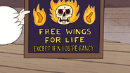 S5E35.151 Free wings for life except if'n you're fancy