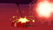 S4E26.228 The Arrow Creating a Spark