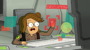 S8E15.235 They've locked onto the dome with the tractor beam