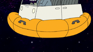 S8E01.199 Inflatable Raft