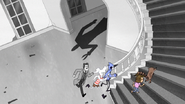 S6E04.322 Everyone Running Up the Stairs
