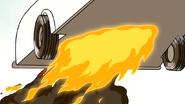 S4E27.200 Carmenita Damaged by Flaming Arrows