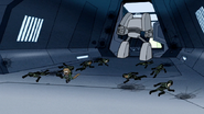M01.079 Future Rigby Running Past Dead Soldiers