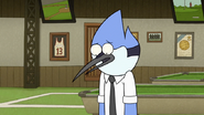 S6E25.119 Mordecai Looking Down