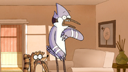 S7E11.074 Mordecai and Rigby Shocked to See It's Morning