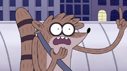 S7E22.164 Rigby Trying to Say Something