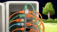 S8E23.406 Too Many Plugs