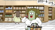 S4E34.044 Starla at the Grocery Store