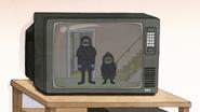 Sh05.046 Ninja Duo's Reflection on the TV