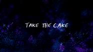 S5E32 Take the Cake Title Card