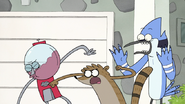 S8E01.139 Rigby Punches Benson