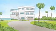 S7E01.079 Bum Mordecai's Beach House