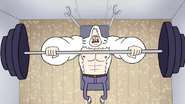 S5E33.012 Skips Working Out