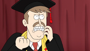 S7E36.272 Principal Dean Getting Mad at Rigby