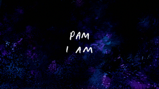 S7E32 Pam I Am Title Card