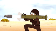 S6E18.205 The Soldier Fires a Missile