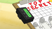 S7E32.030 Dr. Langer on Pam's Pager