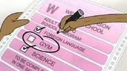 S7E21.003 Gym is Left