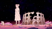 S8E27P1.184 Guardian Standing by the Colosseum