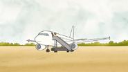 S5E10.116 Banking Towards a Plane