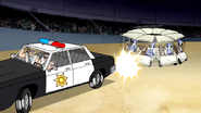 S4E24.188 The Police Cruiser Hitting the Cart