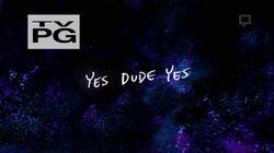 Yesdudeyes titlecard