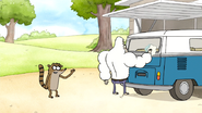 S7E27.017 Rigby Asking Skips for His Van