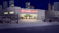 S4E22 Raymond's Auto