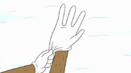 S8E23.510 Rigby Putting on White Gloves