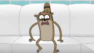 S7E01.121 Rigby's Reaction Band Practice