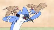 S8E23.188 Partridges Attacking Mordecai