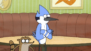 S7E08.062 Mordecai and Rigby Sees HFG Still Doesn't Remember