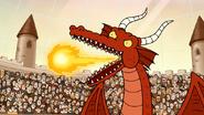 S7E30.147 Dragon Breathing Fire