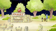S8E23.407 Too Many Lights on the Snack Bar